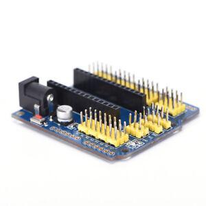 Arduino Nano V3.0  ATMEGA328P Shield I/O Extension Boards Expansion Module TRVA