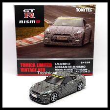 Tomica Limited Vintage NEO LV-N101d NISSAN GT-R NISMO N Attack Package Tomy 1/64