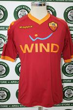 maglia calcio ROMA DE ROSSI TG M 2009/10 shirt maillot camiseta trikot