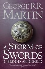 A Storm of Swords: Blood and Gold (Song of Ice and Fire, Book 3, Part 2)-George