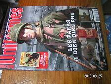 4µ? Revue Uniformes n°307 Paras à Dien Bien Phu Front populaire 1936 Marcum