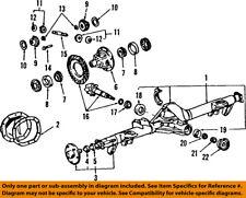 FORD OEM Rear-Axle Shafts 6W1Z4234A