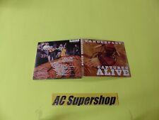 Tanglefoot captured alive digipak - CD Compact Disc