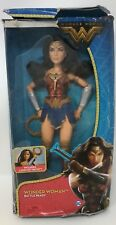 "DC Wonder Woman Battle Ready 12"" Doll"