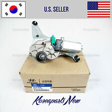 WIPER MOTOR REAR (GENUINE) 987102B500 HYUNDAI SANTA FE 2007-2012