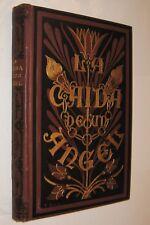 1883 LA CAIDA DE UN ANGEL - A. DE LAMARTINE - LAMINAS Y GRABADOS