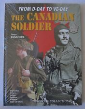 H&C WW2 Uniform & Equipment BOOK The CANADIAN SOLDIER from D-DAY to VE-DAY New