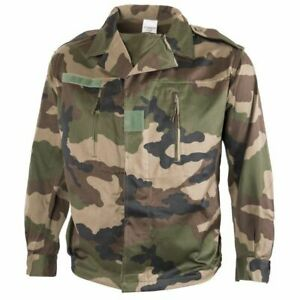 Authentic French Army Jacket F2 Jacket CCE Camo Armee Francaise Military