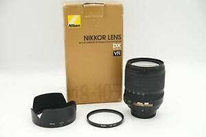 Nikon AF-S DX NIKKOR 18-105mm f/3.5-5.6G ED VR Lens NEAR NEW