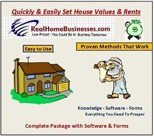 INVESTORS - Appraise Local Houses & Set Local Rental Rates