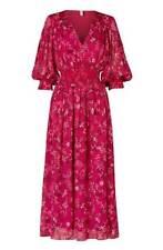 Steele Brand Barberry Winnie Midi Dress Size M BNWT #SH70
