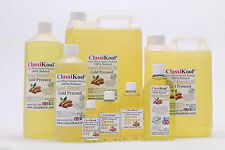 Classikool Carrier Massage Oil: 100% Pure & Natural for Aromatherapy: Choose Oil