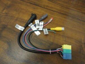 Jensen VM9225BT/VM9226BT Accessory Harness