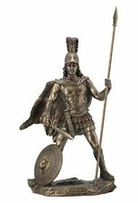 Mars / Ares Roman God of War Statue Sculpture Bronze Finish Mythology Figure