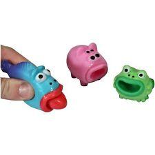 Pop Tongue Animal Squeezy Sensory Toy - Fiddle Fidget Stress Sensory Autism