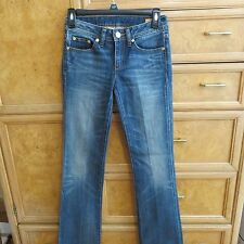 Women's/ girls Tory Burch Classic boot jeans size 23 brand new NWT $185