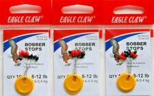Free Usa Shipping.30 Eagle Claw Bobber Stops