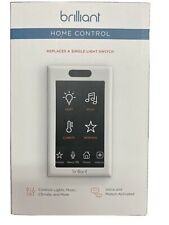 Brilliant Smart Home Control (Works with Sonos, Alexa, Ring, Nest, and more!