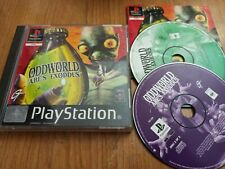 Oddworld: Abe's Exoddus Psx Ps1 PlayStation 1 Completo PAL España