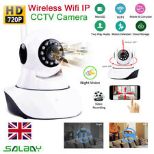 Wireless 720P IP Home Camera HD WIFI CCTV Night Vision System Security Network