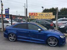 Audi s3 saloon 2.0 tfsi Quattro 400+Bhp
