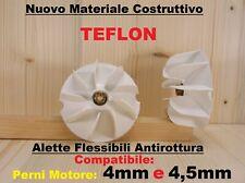 Ventola aria universale phon fono asciugacapelli colore bianco Materiale TEFLON