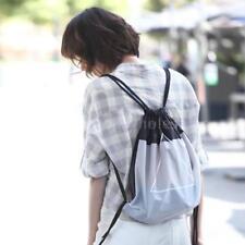 Xiaomi 90fun Drawstring Bag Waterproof Shoulder Backpack Travel Pouch Bag Z2W6