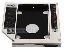 For HP ProBook 6360b 6470b 6475b 6570b 6575b New 2nd HDD HD SSD HARD DRIVE Caddy
