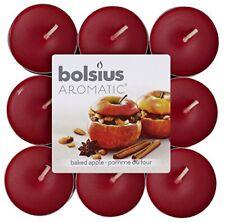 Bolsius Duft-teelichte 4 Std. 18er Pack Bratapfel