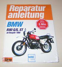 No. 5078 Repair Instructions BMW R 80 G/S St AB Baujahr 1980