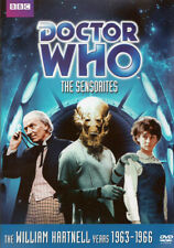 DOCTOR WHO - THE SENSORITES (WILLIAM HARTNELL) (1963-1966) (STORY - 7) (DVD)