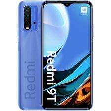 XIAOMI REDMI 9T 4G 64GB+4GB RAM 6,53'' TELÉFONO MÓVIL LIBRE SMARTPHONE AZUL 4G