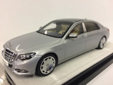 Almost Real 420103 Mercedes Maybach S-Class 2016 Iridium Silver 1:43