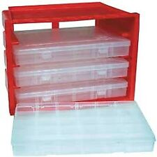 PLANO STOWAWAY ORGANIZER 4 DRAWER UN IT PART# 974002
