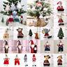 Weihnachten Weihnachtsbaum Dekor Engel Puppe Anhänger Handwerk Home Ornament