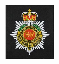 Badge Royal Corps of Transport Blazer Badge RCT