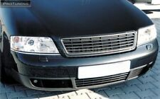 A 6 C 5 Hood Front Grille Black Badgeless Debadged Grill Allroad S6 Avant