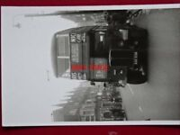 PHOTO  LONDON TRANSPORT BUS NO STL282  ON ROUTE 83 3/5/52