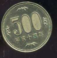 JAPON 500 yen 2002