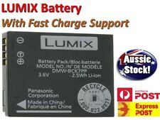 DMW-BCK7E Battery 4 PANASONIC Lumix DMC-FS45 FS40 FT20 FX78 FX80 FH2 FH4 FH6 S1