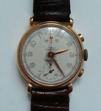 "RARE superbe MONTRE vintage DUBEY & SCHALDENBRAND CHRONOGRAPHE ""Index Mobile"""