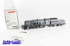 "Märklin 39160 H0 AC - Locomotora de vapor con ténder - BR 42,90 ""Franco Crosti"""
