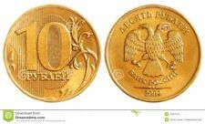 10 Russische Rubel 2010