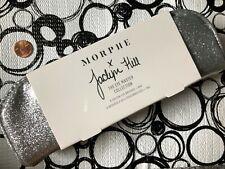 Morphe X Jaclyn Hill The Eye Master Collection * 8 Brush Set & Silver Bag * Nip