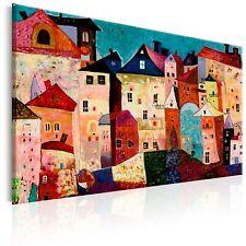 100% Handgemalt – Gemälde / Bilder Leinwand Abstrakt 90x60 d-A-0054-b-a_MK