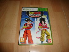 DRAGON BALL BUDOKAI HD COLLECTION FOR XBOX 360 EUROPE VERS. NEW FACTORY SEALED