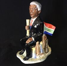 Very Rare Kevin Francis Nelson Mandela 1995 Man of the Year Jug Number 85 of 250