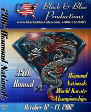 2012 Diamond Nationals Karate Tournament Championships DVD