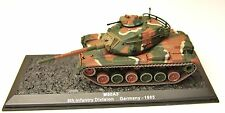IXO 1/72 MILITAIRE TANK CHAR M60 A3 1985 ALLEMAGNE!!!!