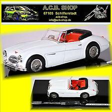 Austin Healey 3000 Blanc 1/43